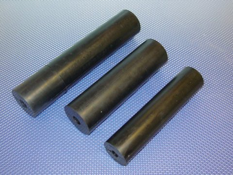 - Yates Rubber Molded Side Guide Roller 1/2