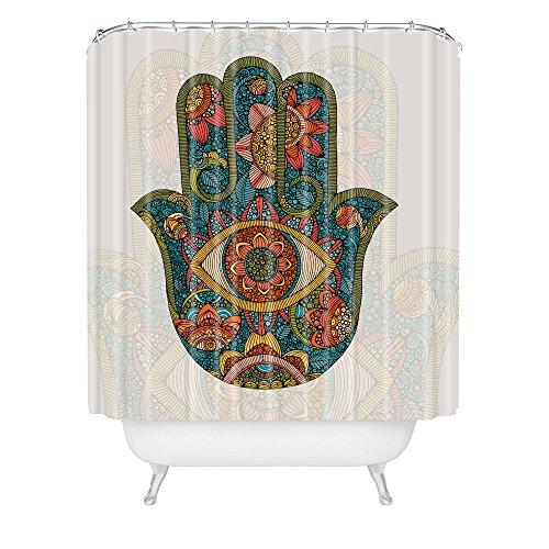 Valentina Ramos Hamsa Shower Curtain product image