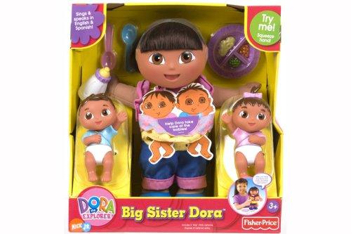 Fisher-Price Dora the Explorer: Big Sister Dora ()