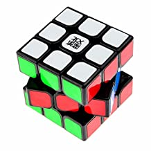 PeleusTech® MoYu AoLong Enhanced Version 3x3x3 Speed Puzzle Cube (57mm) Black