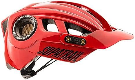 Urge ubp18213 X L Casco de Bicicleta de montaña Unisex, Rojo ...