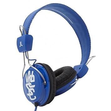 WESC 6995650 - Auriculares de diadema abiertos, color azul
