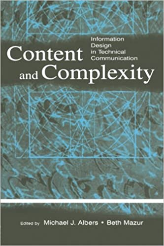 Content and complexity information design in technical content and complexity information design in technical communication 1st edition fandeluxe Image collections