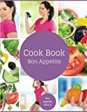 Cook book journal (8.5 x 11 inch) (Volume 5)