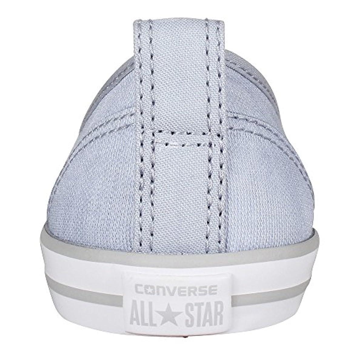 Converse Mandrini Ballerina 551656c Grigio Dainty All Star Ballet Lace Mouse Bianco Nero