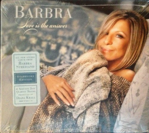 Love Is the Answer with Bonus Track by Barbra Streisand [Music CD]