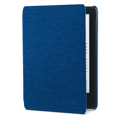 Kindle Fabric Cover - Cobalt Blue (10th Gen - 2019 release only-will not fit Kindle Paperwhite or Kindle Oasis).