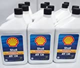 Shell ATF 134 Automatic Transmission Fluid - 12 Quart Case