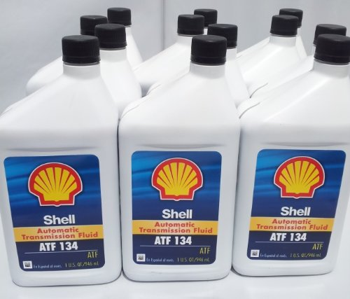 Shell ATF 134 Automatic Transmission Fluid - 12 Quart Case by Shell