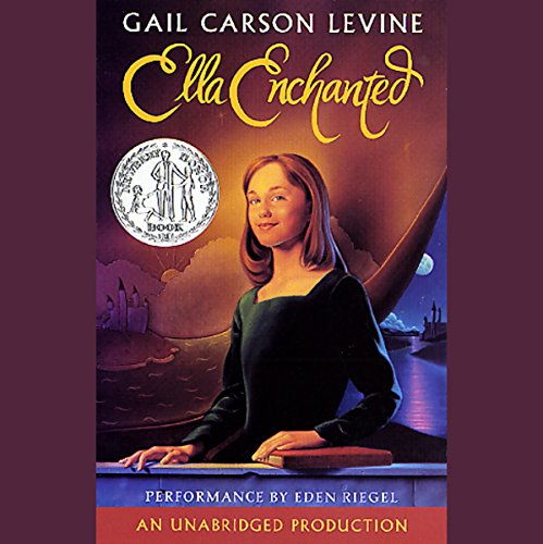 Ella Enchanted Audiobook [Free Download by Trial] thumbnail
