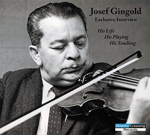 Playing Condition - Joseph Gingold: His Life, His Playing, His Teaching: Orchestral Conditions