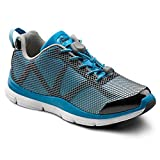 Dr. Comfort Katy Women's Therapeutic Extra Depth Athletic Shoe: Turquoise 8 Wide (C-D) Lace