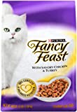 Purina Fancy Feast Gourmet Cat Food, With Savory  Chicken and Turkey, 3-Pound Bags (Pack of 2)