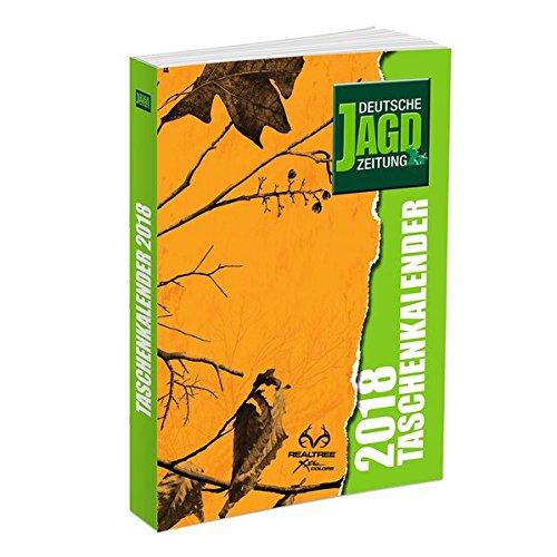 Taschenkalender DJZ 2018: Deutsche Jagdzeitung