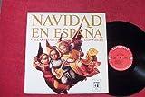 Navidad En Espana: Villancicos Tradicionales Espanoles: Choral Cordobesa De Los Pedroches: Latin: Spanish: Christmas: Vinyl LP: (1972)