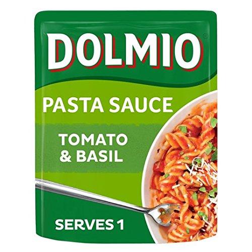 Dolmio Microondas tomate y albahaca Pasta 170g Salsa: Amazon.es: Alimentación y bebidas