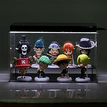 One Piece Conjunto Completo De Gran Tamano Mcdonalds De Carretera
