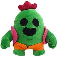 ZYBB Brawl Stars Plush Toys, Cactus Plush Doll