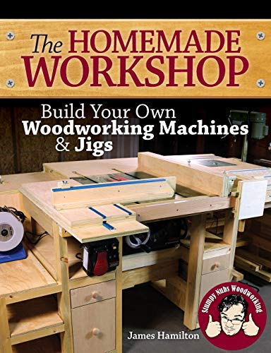 The Homemade Workshop: Build Your Own Woodworking Machines and Jigs (Jig Fence)