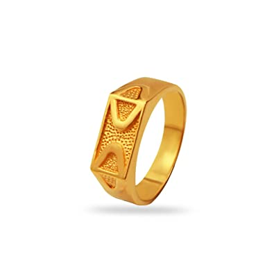 Buy Joyalukkas Impress Collection 22k Gold Ring line at Low