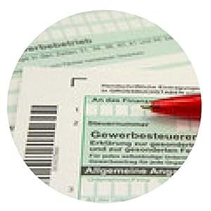 alfombrilla de ratón impuesto sobre actividades económicas - ronda - 20cm