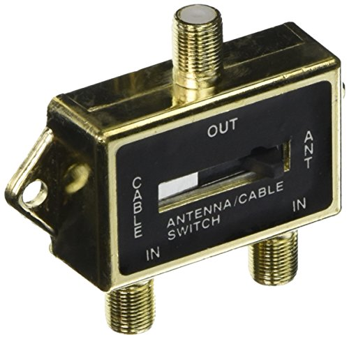 Coaxial Steren - RCA VH71 A/B Slide Switch