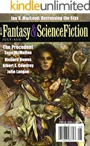 The Magazine of Fantasy & Science Fiction July/August 2010 (The Magazine of Fantasy & Science Fiction Book 119)