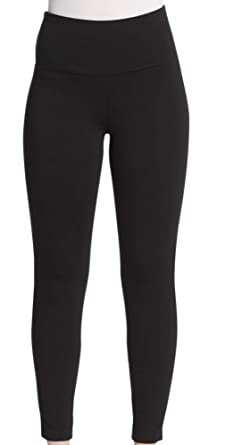 53afbb328a1668 Danskin Women's Performance Mid Rise Ankle Legging, Black onyx-01705, Small