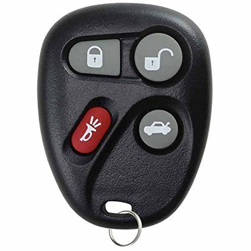 KeylessOption  Keyless Entry Remote Control Car Key Fob Replacement for L2C0005T, 16263074-99