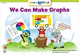 We Can Make Graphs, Rozanne Lanczak Williams, 1574710001