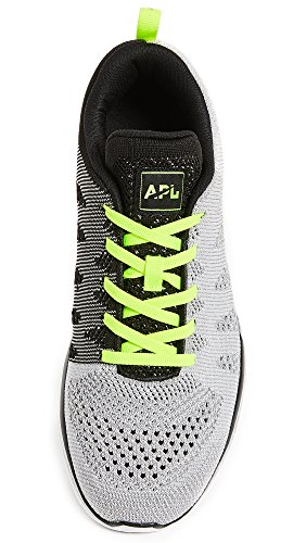pictures cheap sale popular APL: Athletic Propulsion Labs Men's TechLoom Pro Sneakers Metallic Silver/Black/Energy outlet largest supplier low shipping sale online FXddBot