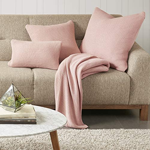 Ink Ivy Bree Knit Oblong Pillow Cover