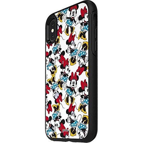 brand new 07bf6 c97e2 Amazon.com: Skinit Minnie Mouse OtterBox Symmetry iPhone X Skin ...