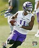 Laquan Treadwell Minnesota Vikings Autographed / Signed 8 x 10 Photo COA