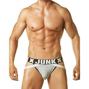 Junk Underjeans Uj Victor Trunk Underwear Yellow Kleidung & Accessoires