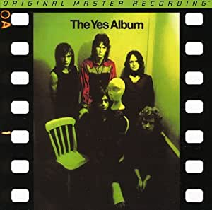 The Yes Album Ultradisc II™ 24 KT Gold CD