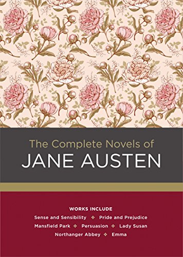 The Complete Novels of Jane Austen (Chartwell - Chartwell Collection
