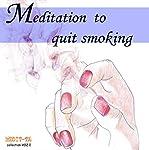 Meditation to Quit Smoking   Lluis Ayza