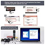 USB Microphone for Computer,ARCHEER PC Condenser