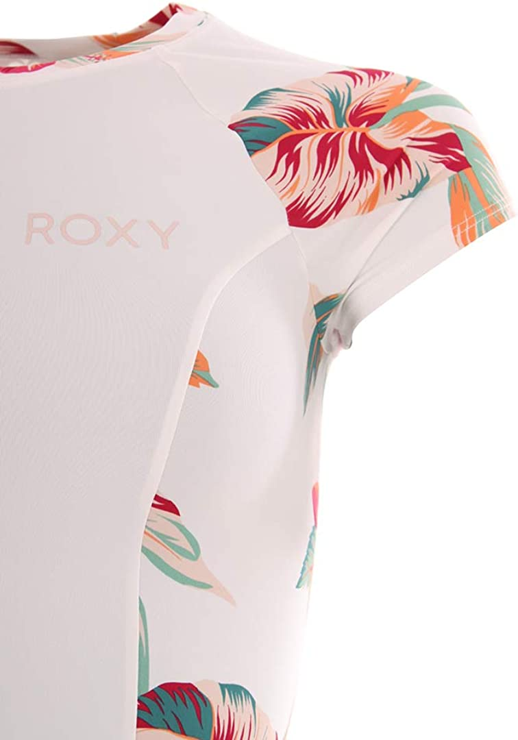 Roxy Fashion Licra Protectora de Manga Corta para Mujer ERJWR03369