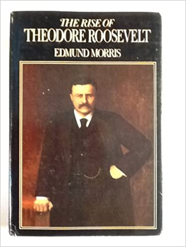 best biography books : The Rise of Theodore Roosevelt