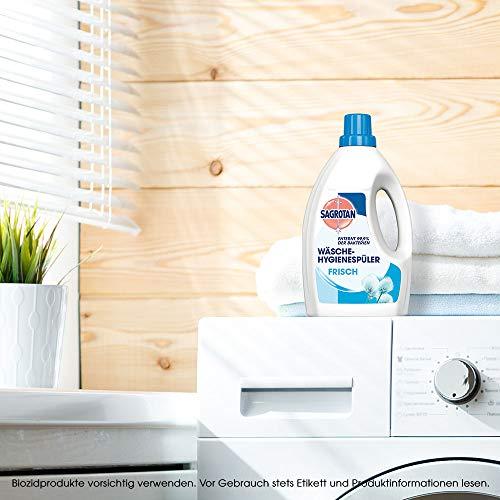 Bevorzugt Sagrotan Wäsche-Hygienespüler Frisch, Waschmittel-Zusatz, 1er Pack UY38
