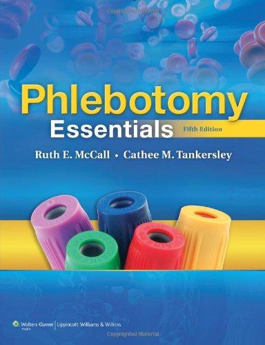 Phlebotomy Essentials by LWW