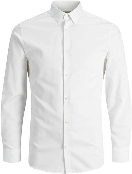 JACK /& JONES Jjbyron Shirt LS Camicia Uomo