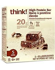 Think! Brownie Crunch 5pk, 59 Grams