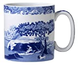 Spode Blue Italian Mug, Set of 4