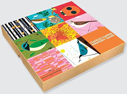 Charley Harper Memory Game by AMMO Books