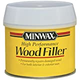 Minwax High-Performance Wood Filler, 12-Ounce Can #21600