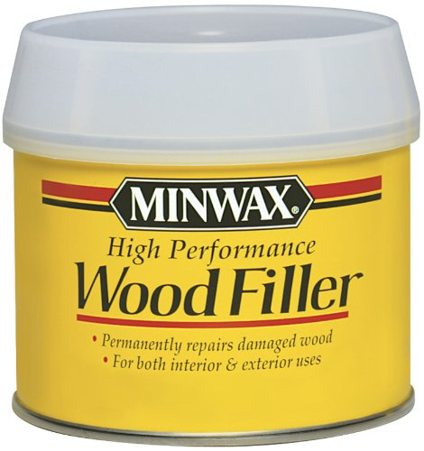 Minwax 21600000 High-performance Wood Filler Review