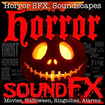 Horror Soundscapes, Halloween Haunted House Ambience, Scary